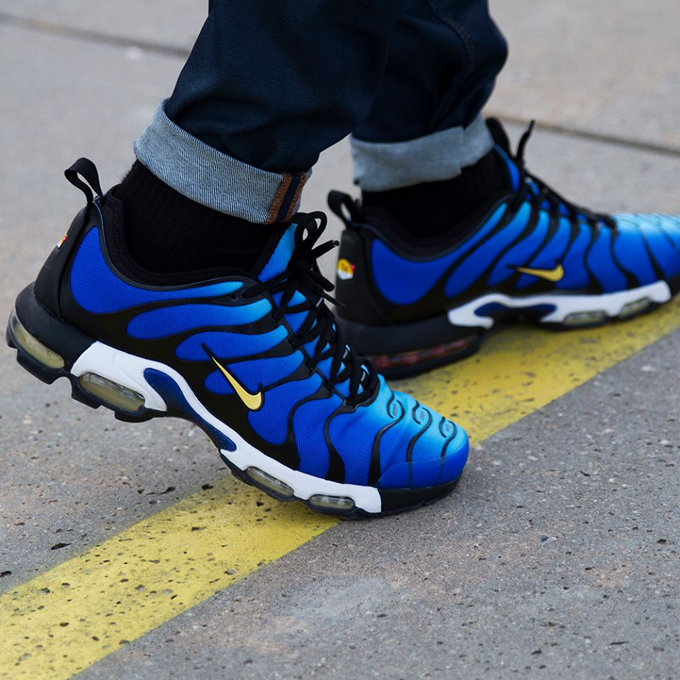 nike air max tn bleu