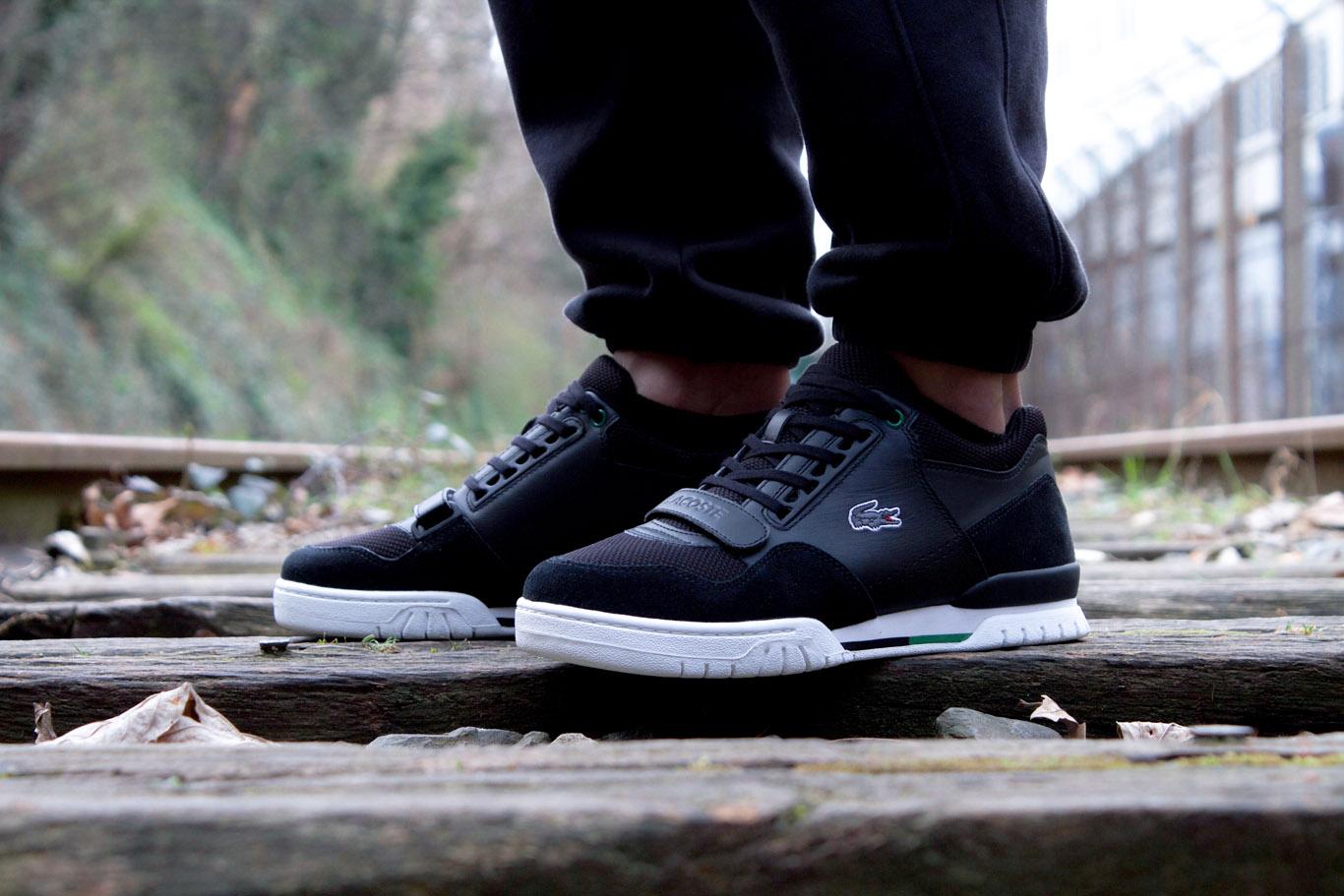 Sneakers Lacoste Missouri G117 2 SPORT BLACK