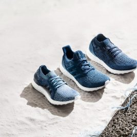 Nouvelle Collection adidas X Parley 2017