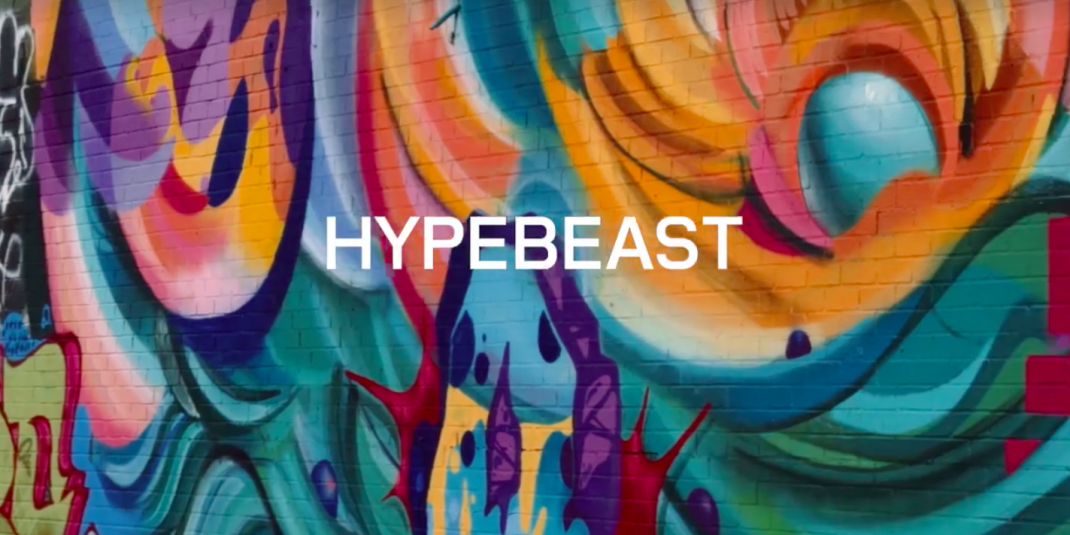 Video Graffiti Yok et Sheryo - Hypebeast