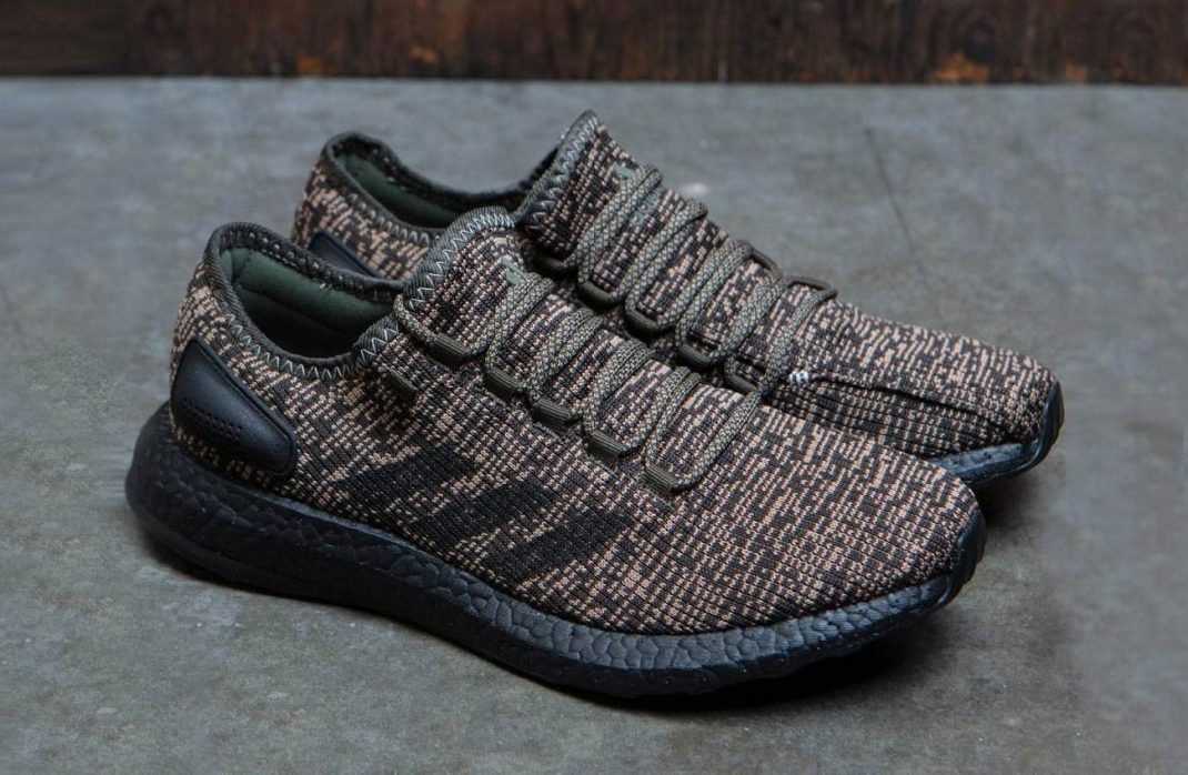 Adidas-PureBOOST-brown-night-cargo-core-black