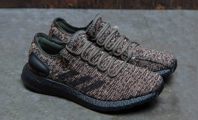 Adidas-PureBOOST-brown-night-cargo-core-black