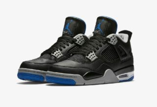 Air Jordan 4 Alternate Motorsport