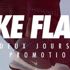 Nike Flash Sale Promotion