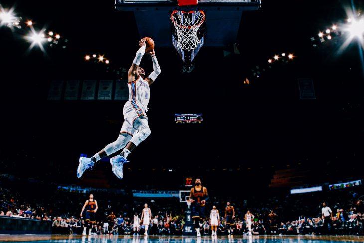Russell Westbrook MVP Jordan Video