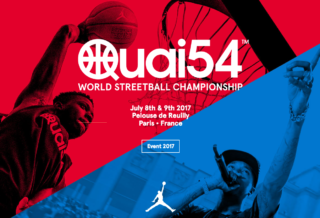 Quai 54 - édition 2017 le tournoi de Street Basket revient Pelouse de Reuilly