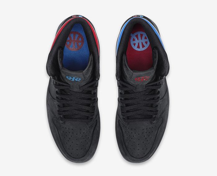 Air Jordan 1 Retro High OG Quai 54