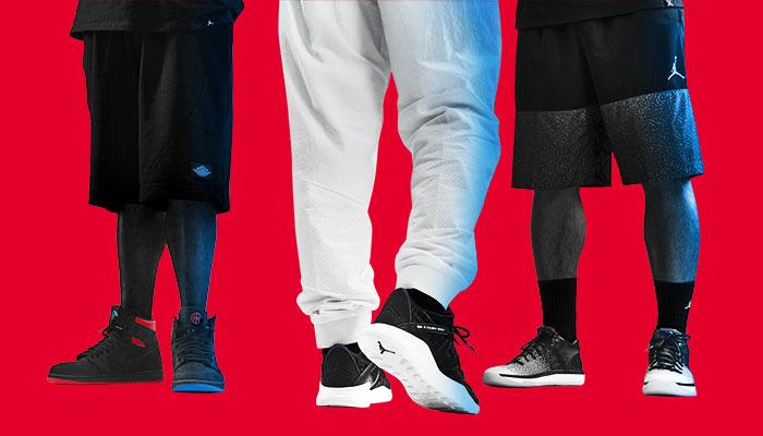 Collection Jordan Brand X Quai 54 2017