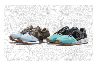 "Kicks Lab x Le Coq Sportif ""Road Trippin"" Pack"