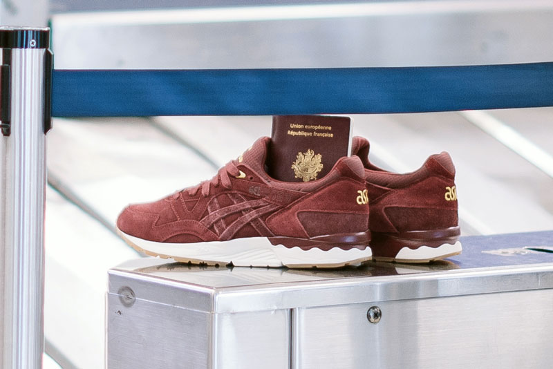 "Asics Gel Lyte 5 X Sneakerness 2017 ""Passport pack"""