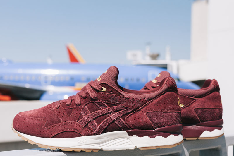 Asics Gel Lyte 5 X Sneakerness passport pack