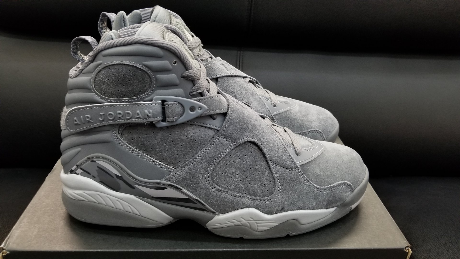 Air Jordan VIII Cool Grey 305381-014