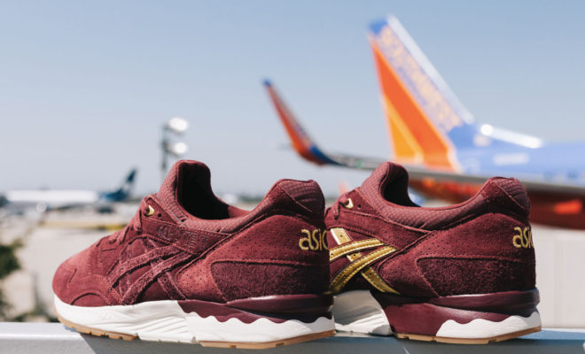 Asics Gel Lyte 5 X Sneakerness 2017 passport pack