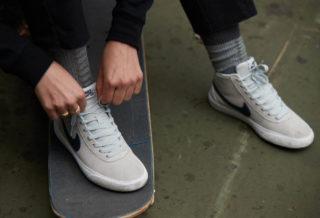 Nike dévoile la première chaussure de skate désignée pour les femmes