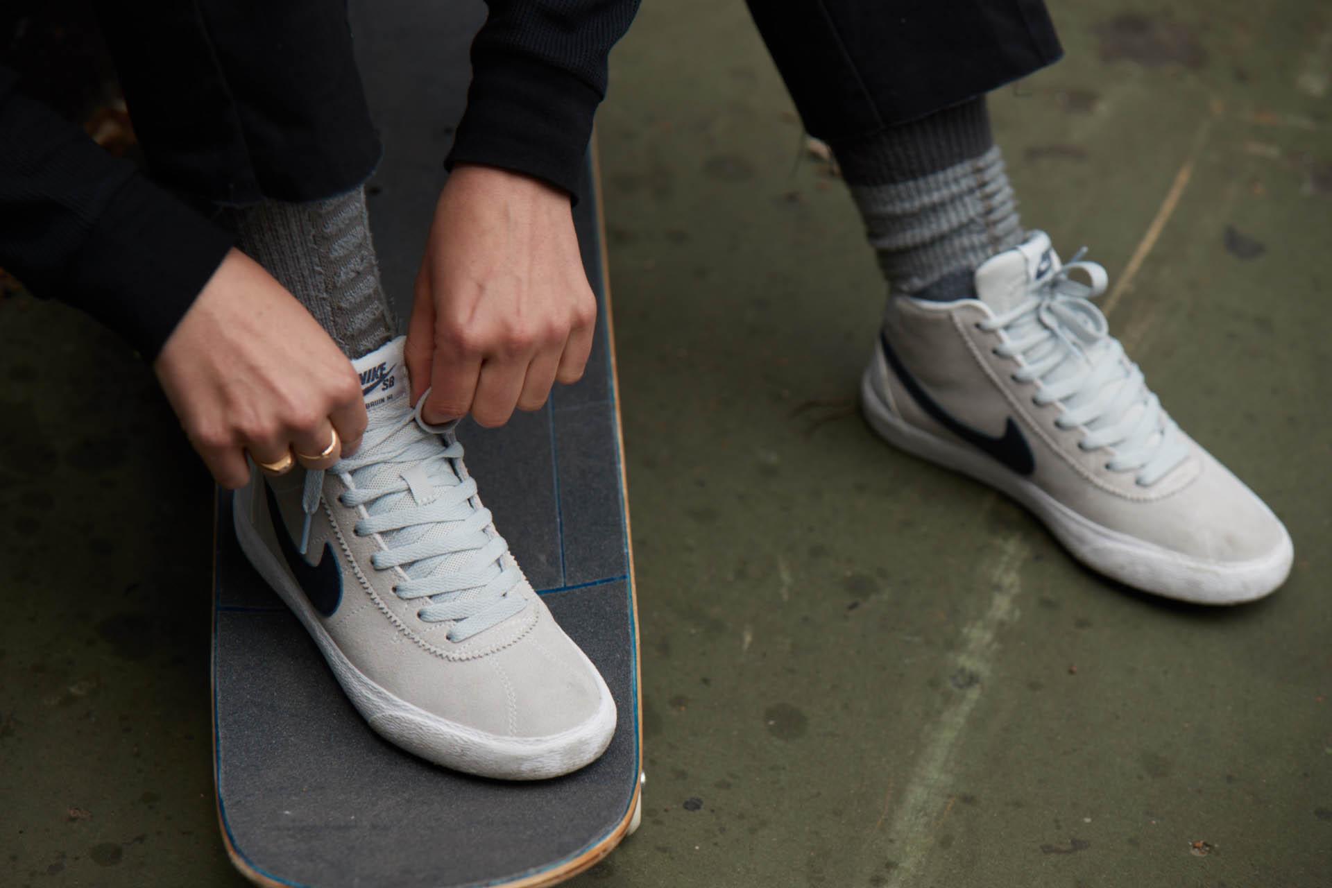classic fit reliable quality outlet Nike dévoile la première chaussure de skate désignée pour ...