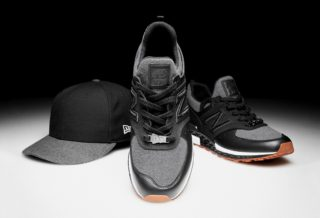 New Balance & New Era s'associe pour une collection capsule
