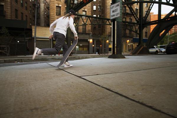 chaussure de skate pour femme Nike SB Bruin High