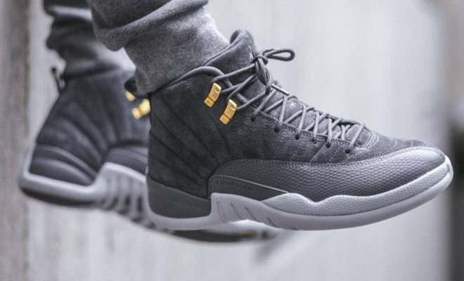Air-Jordan-12-Retro-Dark-Grey