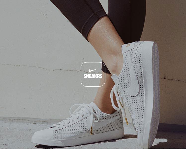 Basket et Sneakers Nike Black Friday via l'application