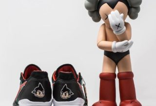 BAIT x Diadora x Astro Boy Collection
