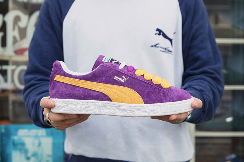 Puma Suede 50 Made in Japan Collectors