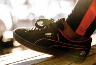 Puma Suede X FUBU, la collab swag et 100% Streetwear