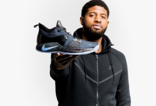 Nike dévoile la PG2, la dernière signature shoes de Paul George