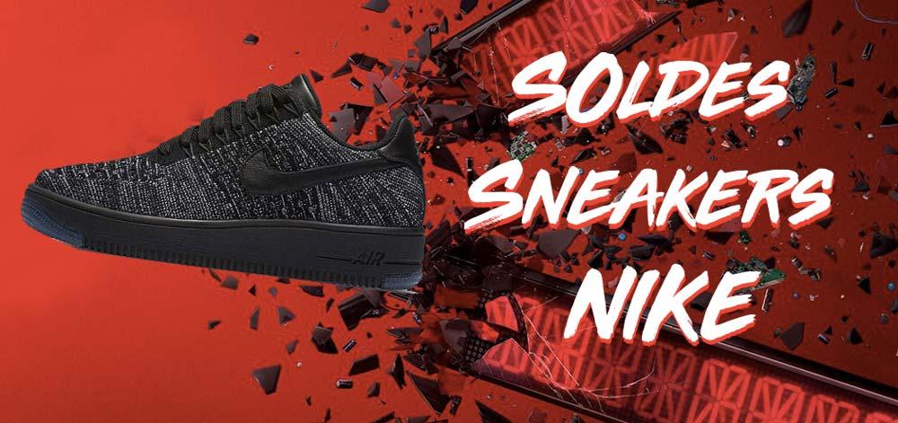 Sneakers : Tous les bons plans SOLDES Nike Hiver 2018