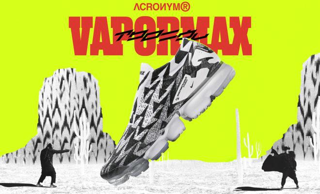 AIR VAPORMAX MOC 2 X ACRONYM