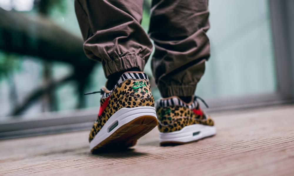 Atmos x Nike Air Max 1 Animal Pack 2018 | Sneak art