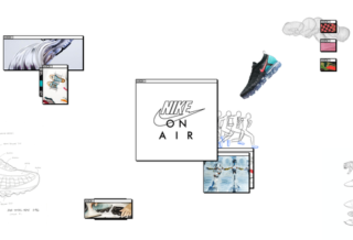 NIKE présente « NIKE ON AIR », un sneaker design workshop à Paris