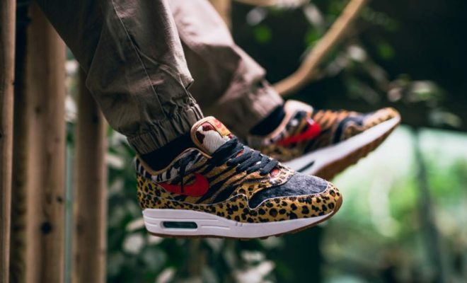 Atmos x Nike Air Max 1 Animal Pack 2018 Sneakart