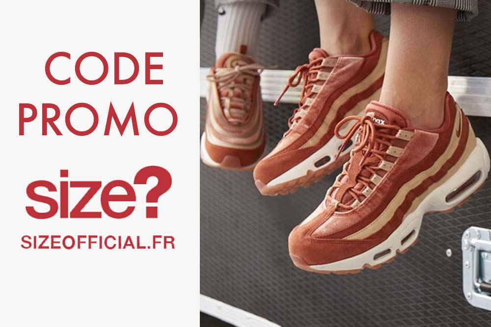 Code Promo Size Sneakers