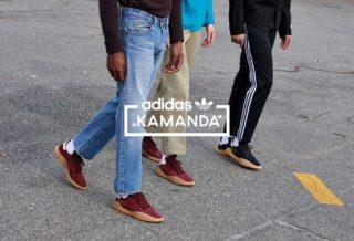 adidas Originals présente la Kamanda