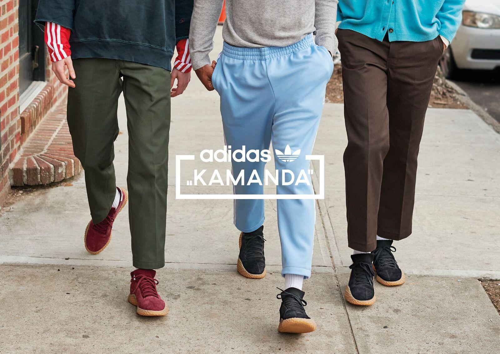 chaussures adidas KAMANDA