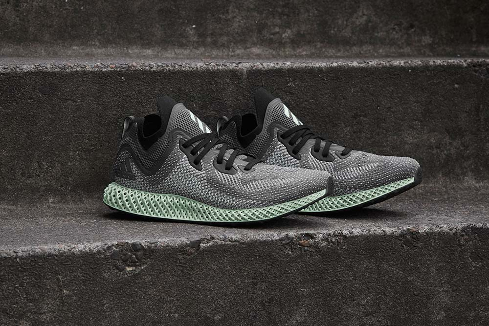 Running La Dévoile 4dSneak Chaussure Adidas Alphaedge Art m8nv0wN