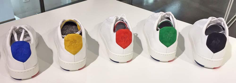 Chaussure BLAZON Le Coq Sportif déclinée en 6 coloris