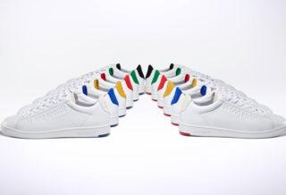 Le Coq Sportif dévoile la basket BLAZON fabriquée en France