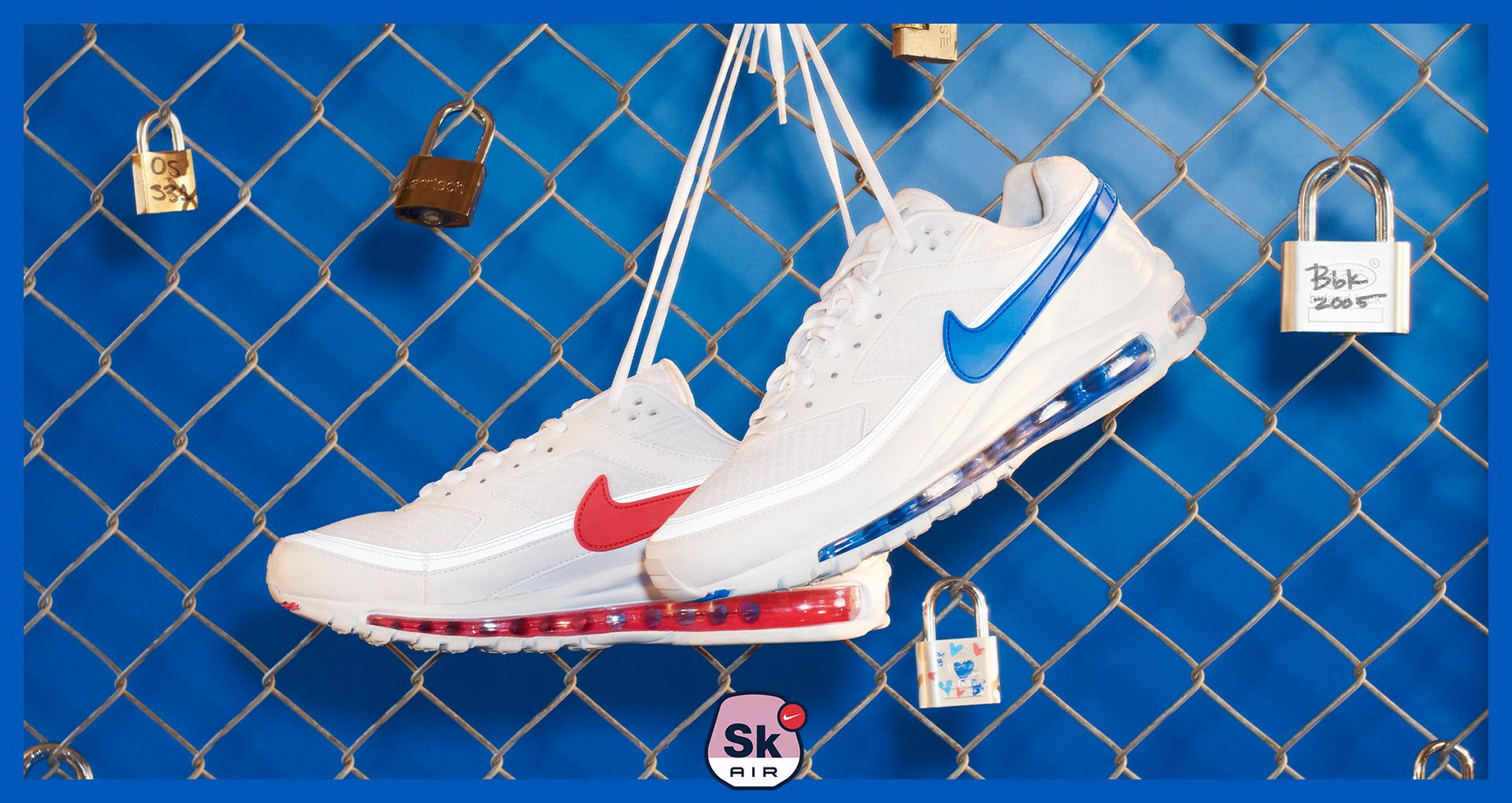 Nike Air Max 97 BW Skepta - AO2113_100