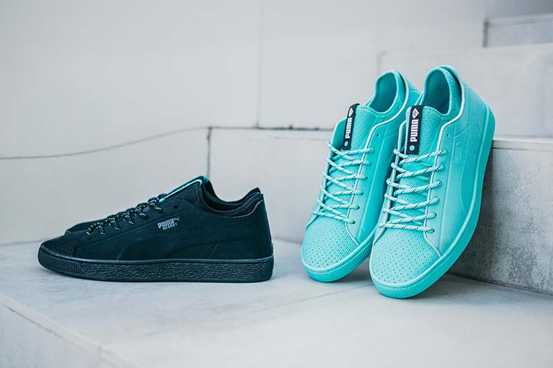 Backet Puma X Diamond Supply Inc