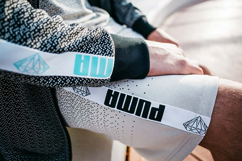 nouvelle collection PUMA x DIAMOND SUPPLY CO
