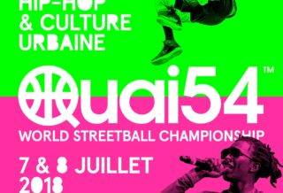 Quai 54, l'édition 2018 du Tournoi de Streetball aura lieu les 7 & 8 juillet