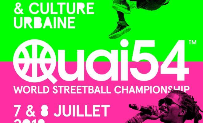 QUAI 54 édition 2018