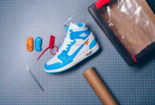 "AIR JORDAN 1 X OFF WHITE NRG ""UNC"""