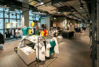 Nouvelle boutique adidas aux 4 Temps à La Défense