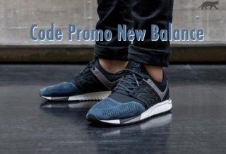 Baskets New Balance en Promotion + Code Promo