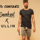 Jeu Concours Sneak Art Pull-in