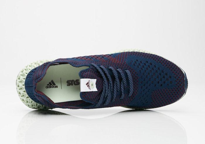 Sneakersnstuff X adidas Consortium 4D