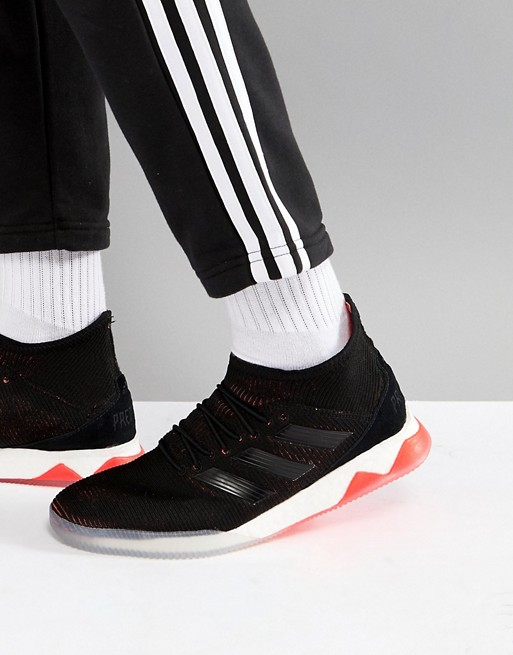 adidas - Football Tango Predator 18.1 - Baskets - Noir CP9268