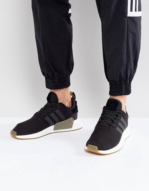 adidas Originals - NMD R2 - Baskets - Noir BY9917
